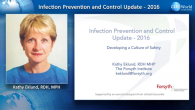 Infection Prevention and Control: Implementing a Culture of Safety in Your Practice Webinar Thumbnail